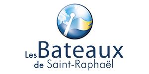 Logo Bateaux de Saint-Raphaël