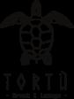 Logo Tortù Plage (noir)